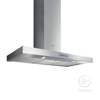 Вытяжки JET AIR - Вытяжки JET AIR/ Декоративный дизайн, Т-образная, 60 см, электронное управление, 1200 куб. м. , нержавеющая сталь