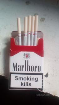 сигареты от одного блока