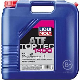 НС-синтетическое трансмиссионное масло для вариаторов CVT Top Tec ATF 1400 - 20 л