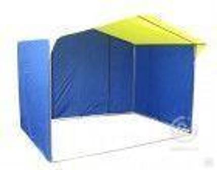 Палатка торговая 1,5х1,5