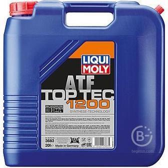 НС-синтетическое трансмиссионное масло для АКПП Top Tec ATF 1200 - 20 л