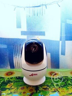 IP-камера ANRAN 1080P Беспроводная с дуплексным аудио и поддержкой Wi-Fi