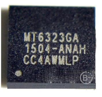 MT6323GA BGA
