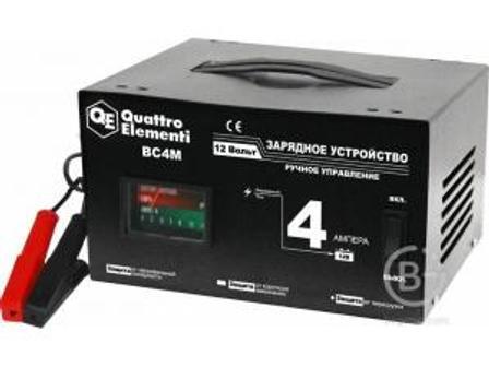 Зарядное устройство QUATTRO ELEMENTI BC 4M BC 4M