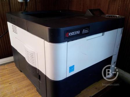 Лазерный принтер Kyocera Ecosys FS-2100DN