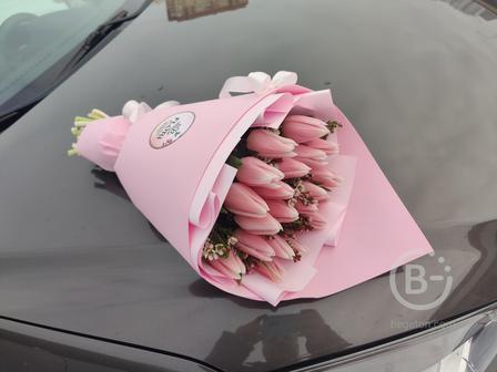 Цветы Липецк тюльпаны