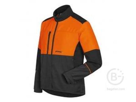 Куртка STIHL Universal разм.48 антрацит/чёрный/сигнальный оранжевый S Universal разм.48 антрацит/чёрный/сигнальный оранжевый S