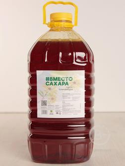 Сироп топинамбура канитра 5л (6,6кг)
