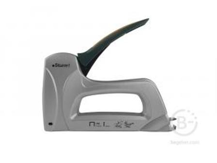 Степлер механический STURM ручной усиленный, 6-14 мм, гвоздь 14-16 мм 1071-01-05 ручной усиленный, 6-14 мм, гвоздь 14-16 мм 1071-01-05
