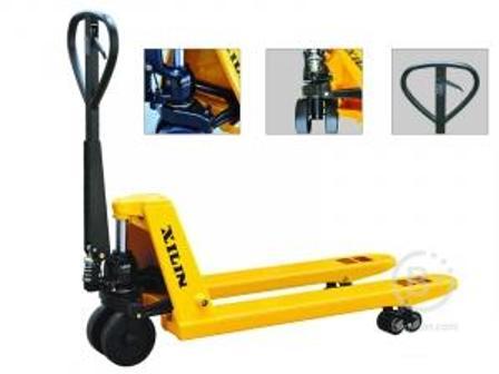 Тележка гидравлическая XILIN г/п 5000 кг WB высокой грузоподъемности (резин.колеса) г/п 5000 кг WB высокой грузоподъемности (резин.колеса)