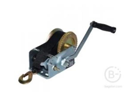Лебедка барабанная TOR ЛН-2500W (LHW) г/п 1,0 т, длина ленты 20 м ЛН-2500W (LHW) г/п 1,0 т, длина ленты 20 м