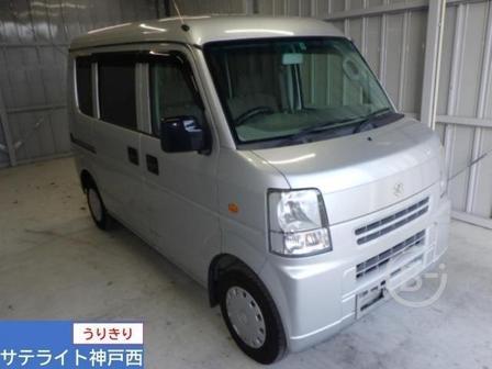 Грузопассажирский микроавтобус Suzuki Every кузов DA64V модификация Join гв 2011