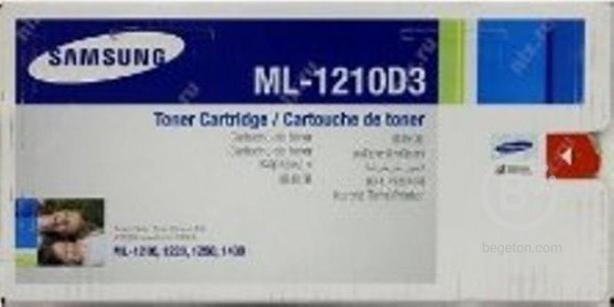 Картридж, модель Samsung ML-1210D3