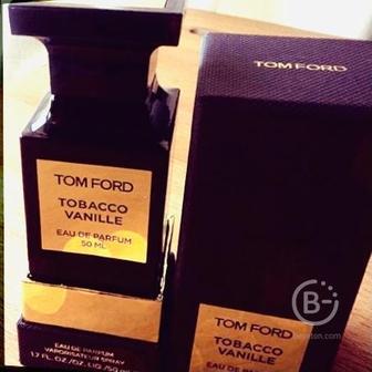 Tom Ford Tobacco Vanille 50ml. OROGINAL. БЕСПЛАТНАЯ доставка по всей РФ.