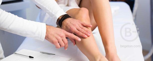 Прием врача - флеболога бесплатный (при прохождении УЗИ вен нижних конечностей в клинике Нева)