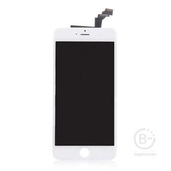 Дисплей для iPhone 6 Plus + тачскрин с рамкой оригинал/переклейка