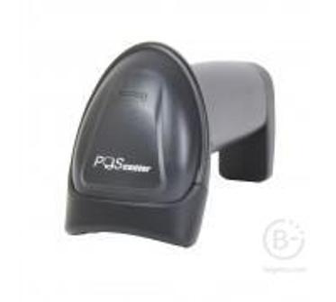 Сканер штрих-кода Poscenter HH 2D ручной USB черный