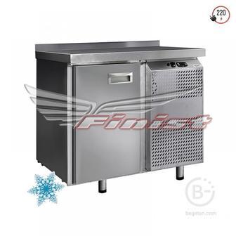 Низкотемпературный холодильный стол с 1 дверью (ящиками)