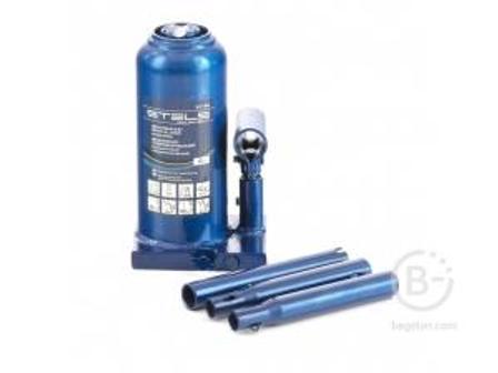Домкрат гидравлический бутылочный телескопический STELS 4 т, h подъема 190–480 мм 51140 4 т, h подъема 190–480 мм 51140