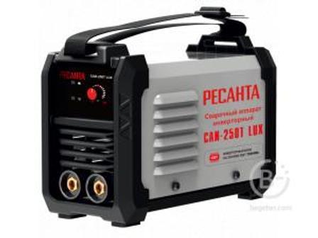 Сварочный инвертор Ресанта САИ-250Т LUX САИ-250Т LUX
