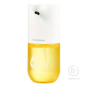 Дозатор для мыла Xiaomi Mijia SimpleWay Automatic Foam Soap Dispenser ZDXSJ02XV (желтый)