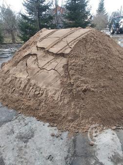 Песок, Щебень, Земля плодородная