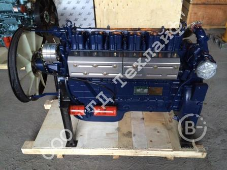 Двигатель Weichai WD615.46 для Shaanxi, NortBenz, XCMG