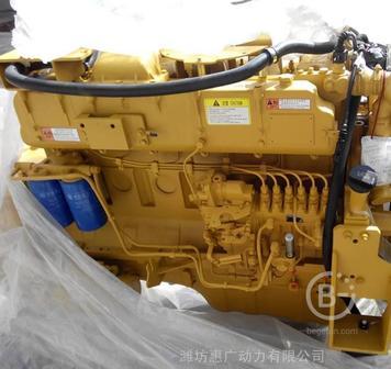 Двигатель Weichai WD12G310E221 для фронтального погрузчика SDLG LG978