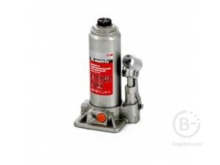 Домкрат гидравлический бутылочный Matrix 4 т, h 194–372 мм, в пласт. кейсе 50775 4 т, h 194–372 мм, в пласт. кейсе 50775