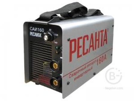 Сварочный инвертор Ресанта САИ 160 САИ 160