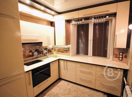 """Вместительная кухня """"Дамаск"""""""