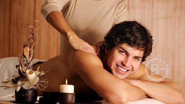 Расслабляющий массаж для женщин и мужчин