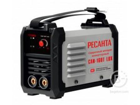 Сварочный инвертор Ресанта САИ-160Т LUX САИ-160Т LUX