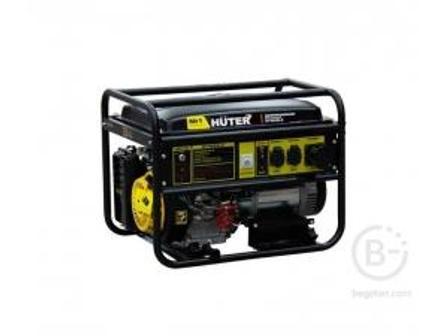 Бензиновый генератор HUTER DY9500LX DY9500LX
