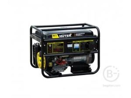 Бензиновый генератор HUTER DY9500LX-3 DY9500LX-3