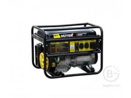 Бензиновый генератор HUTER DY9500L DY9500L