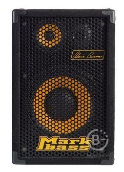 MARKBASS TRAVELER 123 - Трехполосная акустическая система 1х12''; 800 Вт на 8 Ом