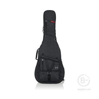 GATOR GT-ACOUSTIC-BLK - Усиленный чехол для акустических гитар, черный