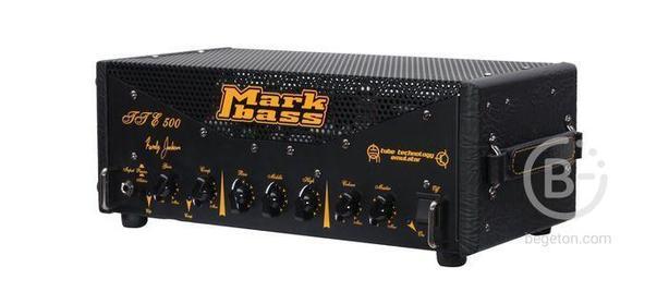 MARKBASS TTE 501 - Усилитель бассовый 500Ватт х 4 Ом, 300Ватт х 8 Ом/ MARKBASS