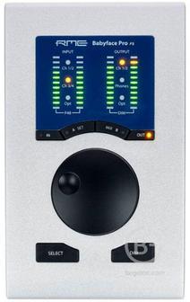 RME BABYFACE PRO FS - Интерфейс USB мобильный 24-канальный (ADAT или SPDIF), 192 кГц.