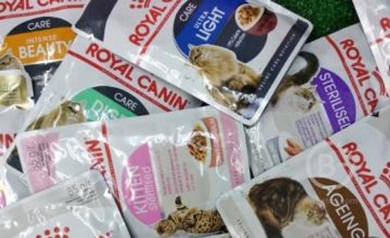 Фиксированная цена на влажные корма Royal Canin!