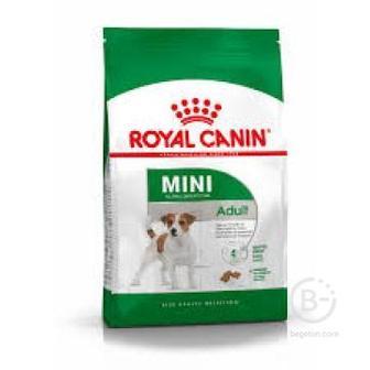 Сухой корм Royal Canin Mini adult для собак мелких пород с 10 месяцев до 8 лет