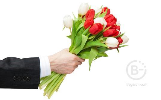 Доставка цветов по городу Губкин