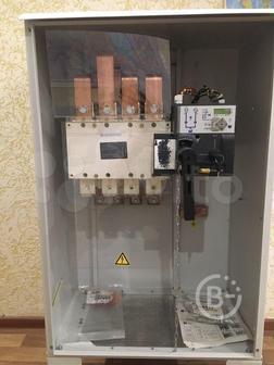 Панель АВР для генератора 630 А