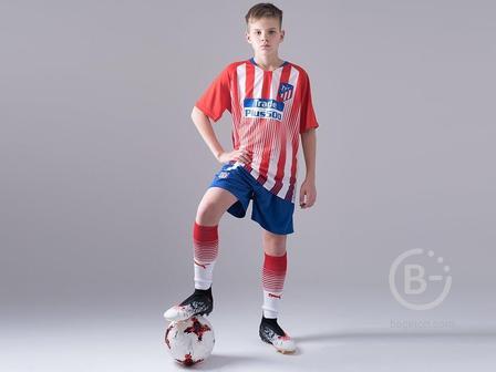 Футбольная форма Nike FC Atletico Madrid Артикул: 12373