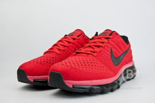Кроссовки Nike Air Max 2017 Team Red