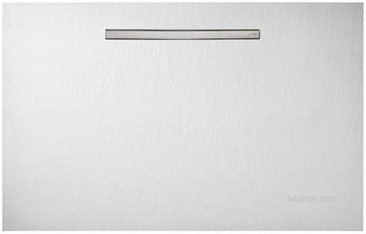 Душевой поддон Jacob Delafon SURFACE E62632-SS2 прямоугольный /160x90x3/ (белый гипс)