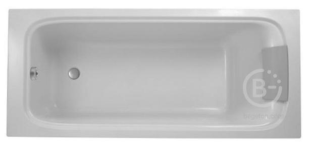 Акриловая ванна Jacob Delafon ELITE E6D031-00 прямоуг. /170x75/ (бел)