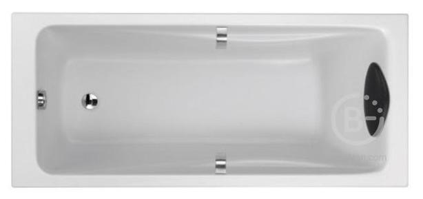 Акриловая ванна Jacob Delafon ODEON UP E6057RU-00 прямоугольная /160х75/