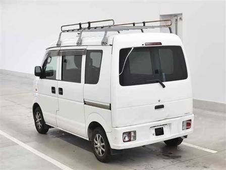 Микровэн Suzuki Every минивэн кузов DA64V модификация PC 4WD гв 2015